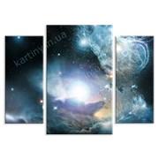 Картина Звездная галактика фото