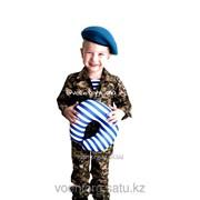 Детский костюм ВДВ фото