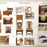 Мебель, Реставрация мебели фото
