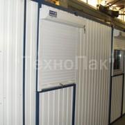 Блок-контейнер 8 м жилой на 8 человек фото