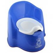 Горшок-кресло BABYBJORN Potty Chair цвет синий 0551.15 фото