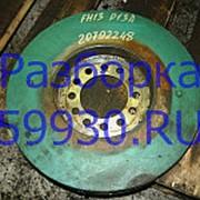 Демпфер двигателя 20792248 ДВС D13A / Volvo FH13 фото