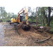 Аренда гусеничного (болотного) экскаватора HYUNDAI 140 LC-7 фото