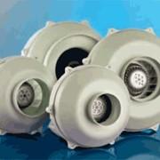 Проходной радиальный вентилятор WK (пластиковый) фото