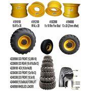 Диски и шины для Jcb 41/910100, 41/912100, 41/923900, 41/940086, 41/205900 фото