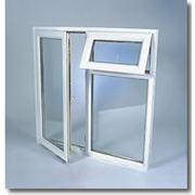 Алюминиевые окна. фото