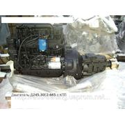 Двигатель Д245.30Е2-665 с КПП фото