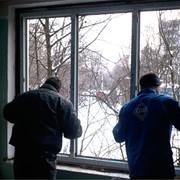 Демонтаж металлопластиковых конструкций, окон, дверей