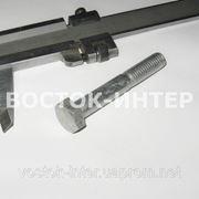 Болты М10 5.8 ГОСТ 7805-70, 7798-70, DIN 931, 933 длиной от 20 до 100 мм фото
