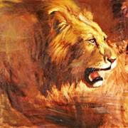 Картина Царь зверей фото