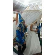 Химчистка свадебного платья фото