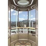 Лифты пассажирские и панорамные фото