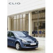 Автомобиль Renault Clio фото