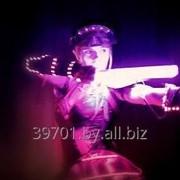 Неоновое (светодионое) шоу на торжество фото