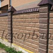 Облицовочные стеновые блоки Николаев фото