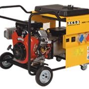 Бензиновая генераторная установка 8 кВт AB-110TE фото