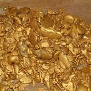 Золотая руда фото