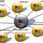Система управления железнодорожной станцией АГАТ (АСУС) фото