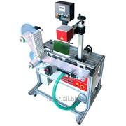 Автоматическая система лазерной маркировки рулонных материалов Transfero фото