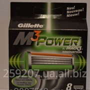 Кассета Gillette Mach 3 Power фото