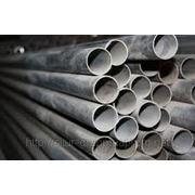 Труба бесшовная 27х4мм.алюминий фото