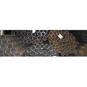 Труба бесшовная 38х6,0мм.алюминий фото