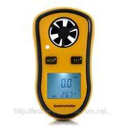 Цифровой анемометр (измеритель скорости ветра) фото