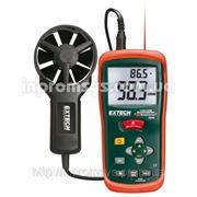 Extech AN200 Термоанемометр CFM/CMM + ИК термометр фото