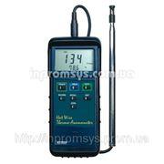 Extech 407123 Термоанемометр с тепловой системой для работы в тяжелых условиях фото