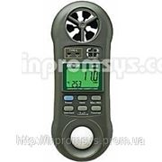 Extech 45170 Мини термо-гигроанемометр с встроенной крыльчаткой фото