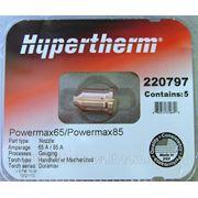 Сопло/Nozzle 220797 для Hypertherm Powermax 65 Hypertherm Powermax 85 оригинал (OEM) фото