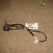 Клемма АКБ минус Nissan Murano Z51 фото