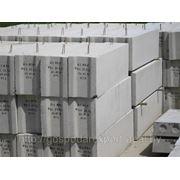 Фундаментные блоки ФБС купить в Минске фото