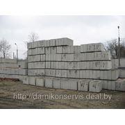 Фундаментный блок ФБС 12-3-3 фотография