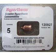Сопло/Nozzle 120927 80 А для Hypertherm Powermax 1000/1250/1650 оригинал (OEM) фото