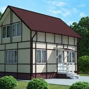 Дом по канадской технологии Бавария фото