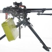 Оружие стрелковое боевое - пулемет КМ 762 фото