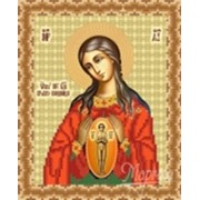 Икона Божьей Матери Помощница в родах фото