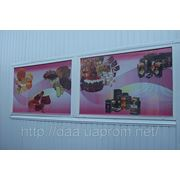 Оклейка витрин пленкой Van vision фото
