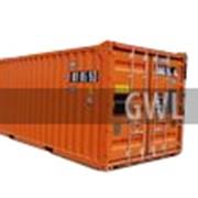 Контейнер 20 футов стандартный, контейнер 20футов, 20DC, 20футовый контейнер, 20ка фото