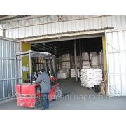 Размещение товаров на таможенных складах фото