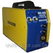 Полуавтомат сварочный инверторного типа Becker MIG 280S (+MMA) фото