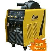 Инверторный сварочный полуавтомат KIND MIG-300 380Вольт фото