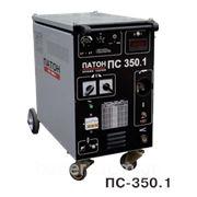 Полуавтомат сварочный ПАТОН ПС 350.1, электросварочные аппараты, бесплатная доставка фото
