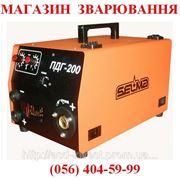 Полуавтомат сварочный инверторный ПДГ-200 фото