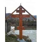 Дубові Крести різьба фото