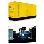 Дизельные электростанции, НКУ Производство, установка, гарантия, сервис. Дизельная электростанция RPD 410DD Real Jenerator , двигатель Doosan , фото