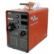 Сварочный полуавтомат инверторного типа Jasic MIG-250 (J04) фото