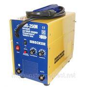 Полуавтомат инверторный Becker Mig 250 N (MOSFET) фото