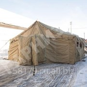 КАБУП (Каркасная Армейская Брезентовая Утепленная Палатка) фото